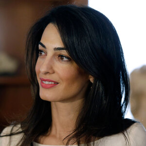Amal Clooney Net Worth