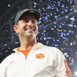 Dabo Swinney Net Worth | Celebrity Net Worth