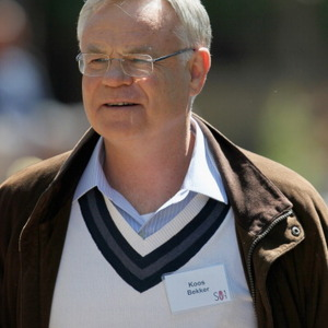 Koos Bekker Net Worth