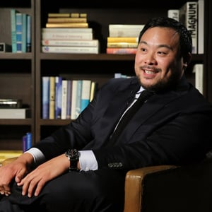 David Chang Net Worth