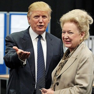 Maryanne Trump Barry Net Worth