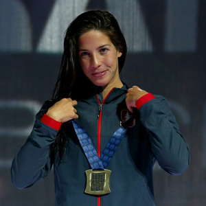 Maya DiRado Net Worth
