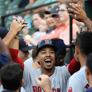Mookie Betts Net Worth