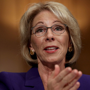 Betsy DeVos Net Worth