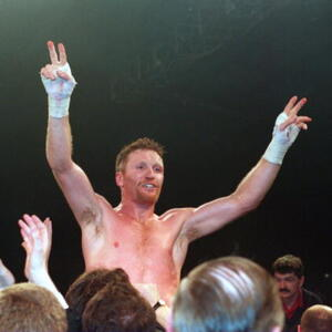Steve Collins Net Worth