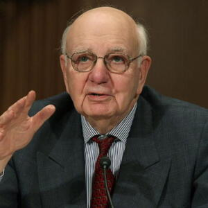 Paul Volcker Net Worth