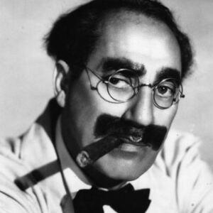 Groucho Marx Net Worth