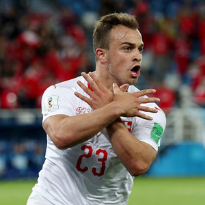 Xherdan Shaqiri Net Worth