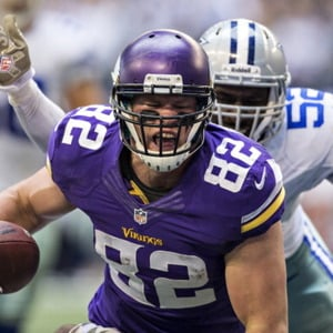 Kyle Rudolph Net Worth