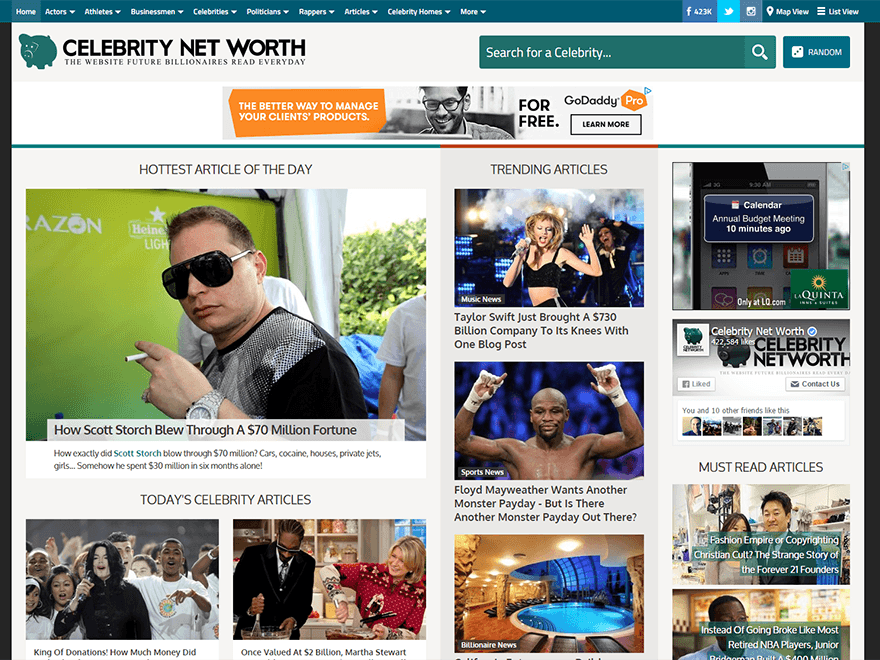 CelebrityNetworth2015