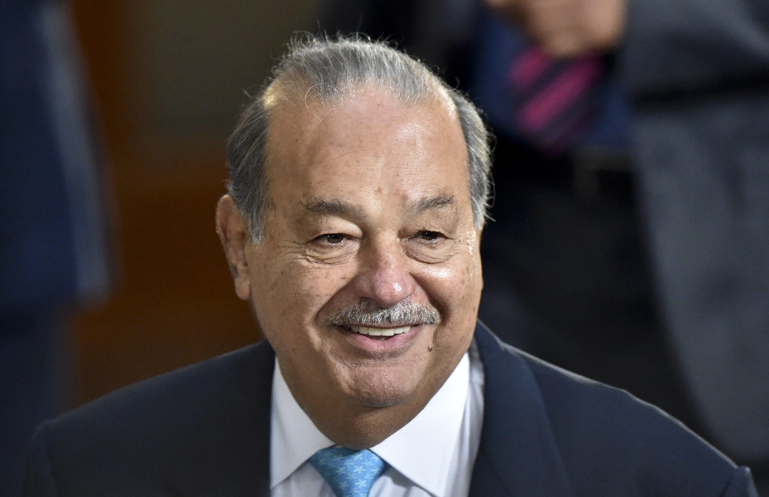 Carlos Slim Helu - Richest People in the World