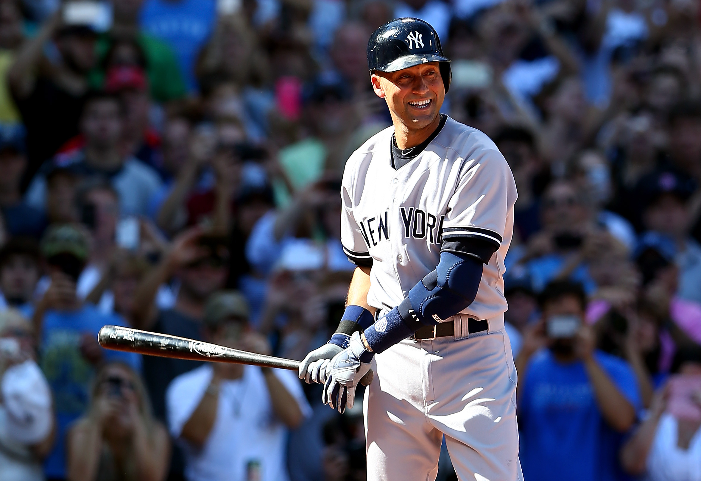 Derek Jeter - Richest Athletes