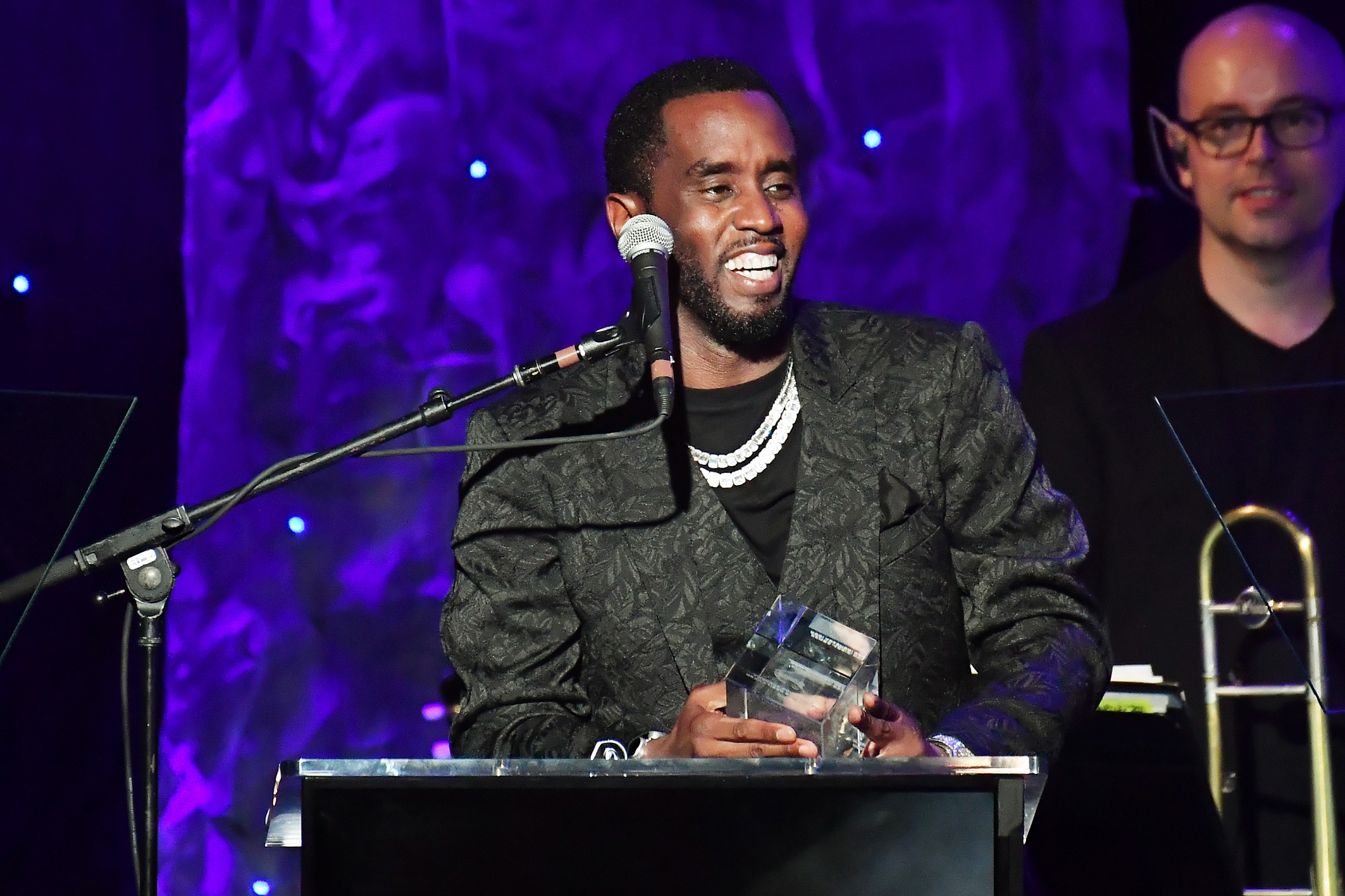 Richest Rappers - Diddy