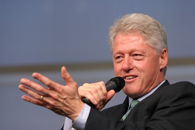 Bill Clinton Salary