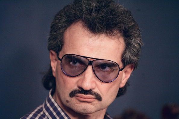 Prince Al Waleed Bin Talal Alsaud
