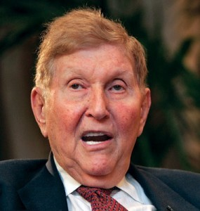 How much is Sumner Redstone worth?
