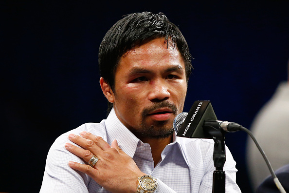 Celebrities tweets to support Pacquiao / myLot