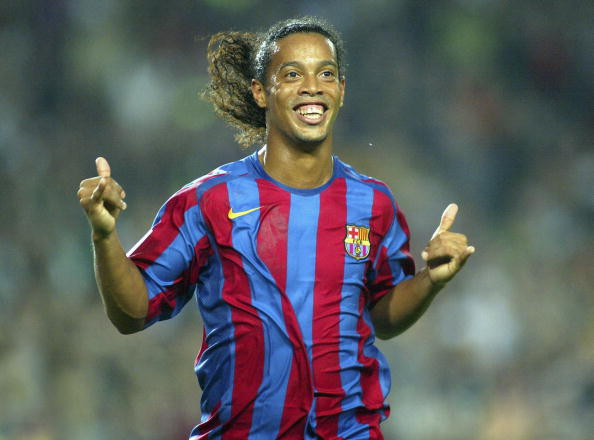 Ronaldinho dating
