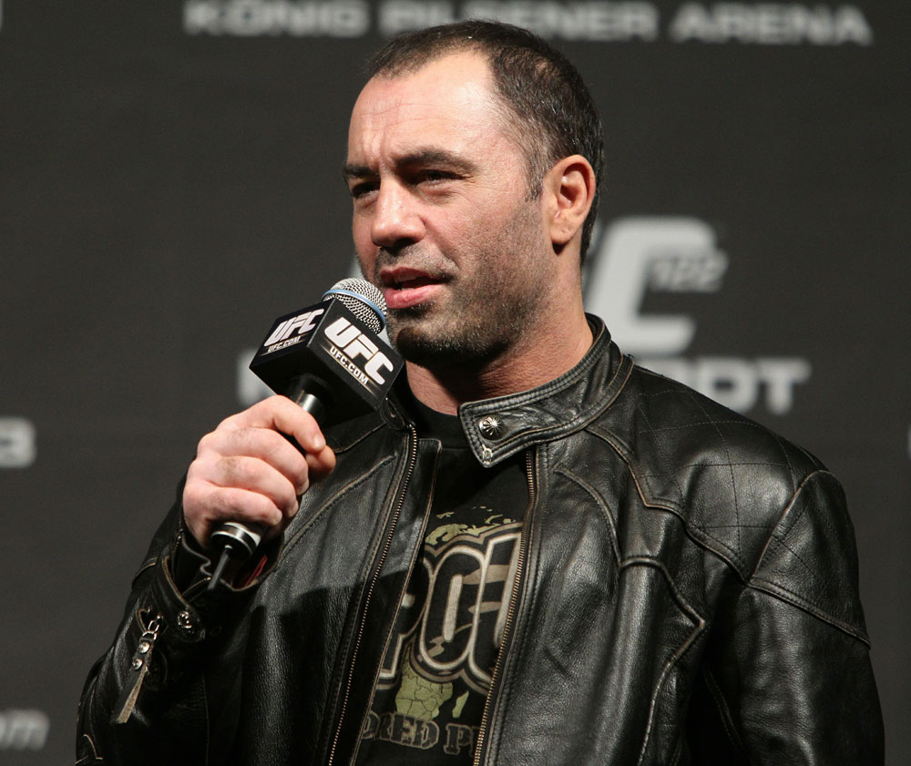 How much is Joe Rogan worth?