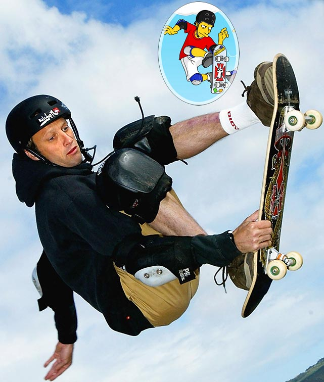 What is Tony Hawk's net worth?