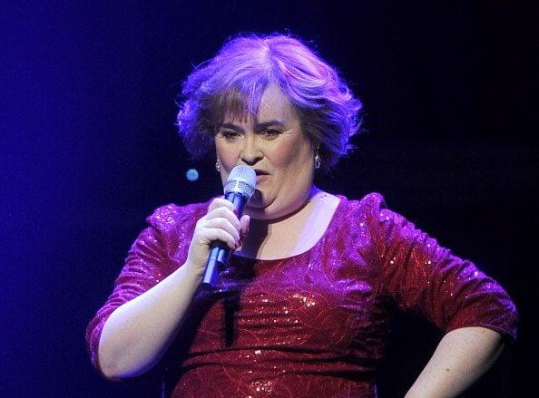 Susan Boyle Net Worth Celebrity Net Worth