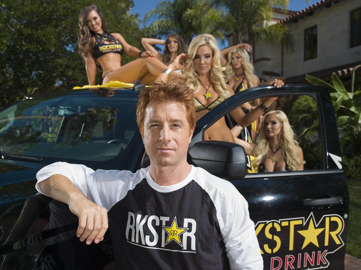 Russell Weiner from Rockstar