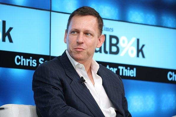 Peter Thiel Net Worth