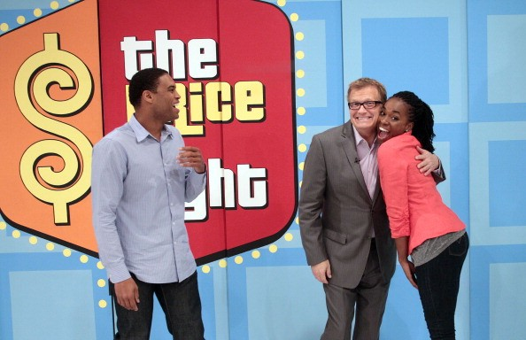 "CBS' ""The Bold And The Beautiful"" Showcase On ""The Price Is Right"""
