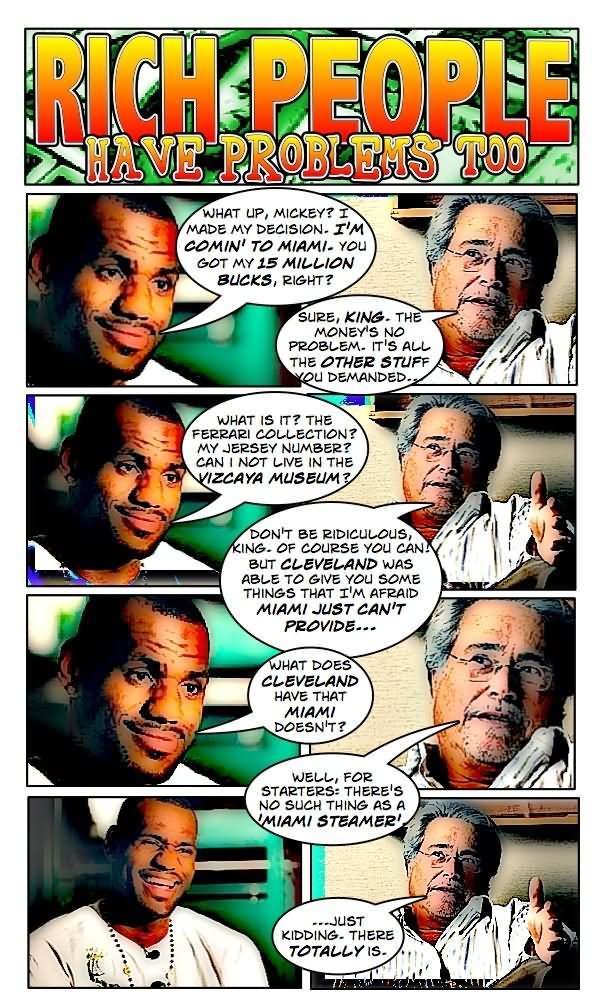 Lebron James Salary Miami Heat