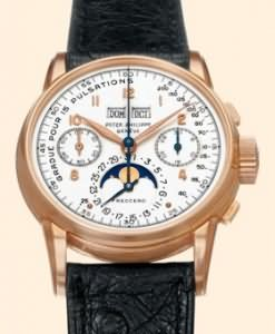 Model 2499 First Series wristwatch by Patek Philippe