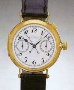 Officier wristwatch by Patek Philippe