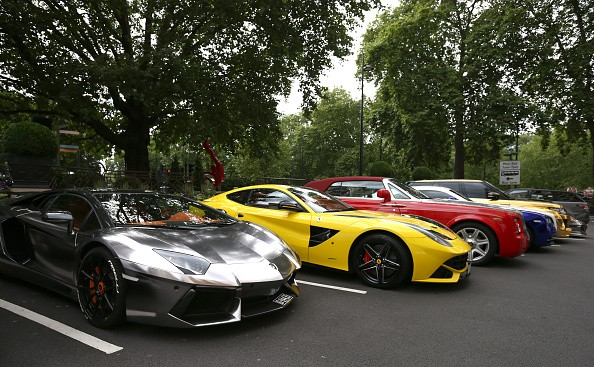 What are the world\'s most expensive cars?