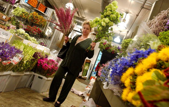 How much does a Florist make?