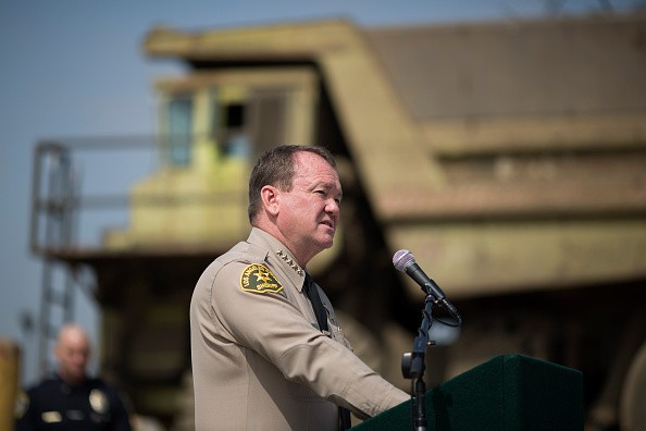 Sheriff Salary