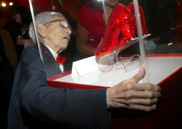 Most expensive shoes in the world - Harry Winston Ruby Slippers