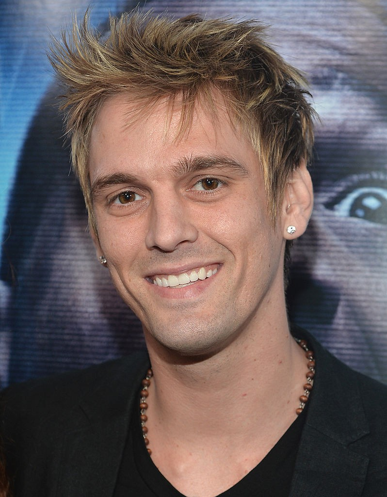 Aaron Carter Net Worth...