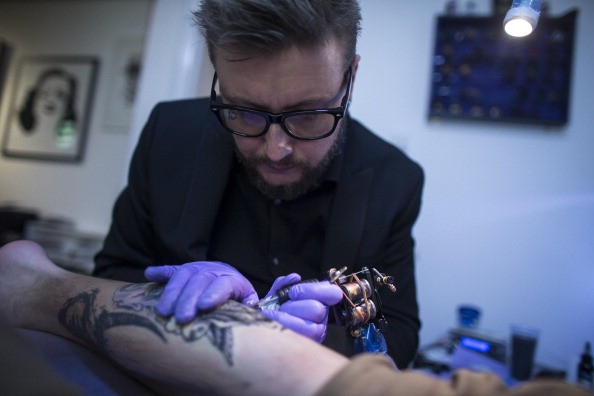 Tattoo Artist Salary