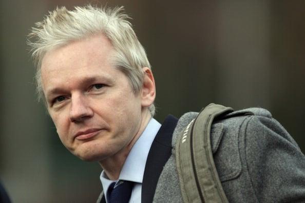 Julian Assange Net Worth