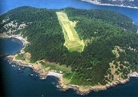 Paul Allen's Private Island