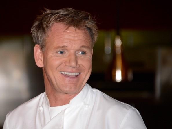 Gordon Ramsay Kitchen Nightmares Allen