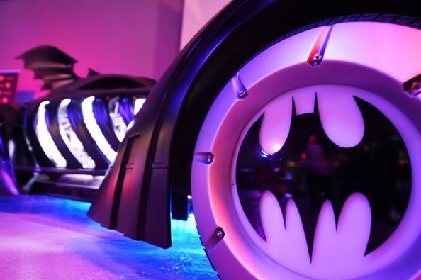 """The Batmobile from """"Batman Forever"""""""
