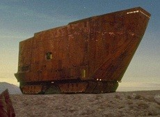Star Wars Sandcrawler