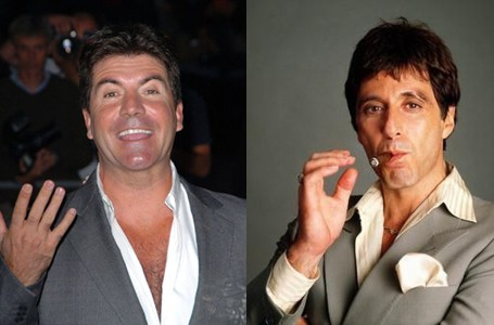 Simon Cowell as Tony Monana