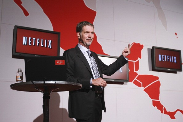 Reed Hastings and Netflix pulled off one of the biggest FAILS in online history this year
