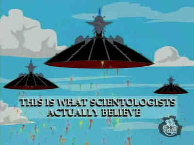 "South Park's controversial episode ""Trapped in the Closet"" criticized Scientology"
