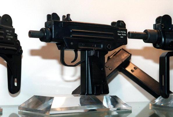 Quot Machine Guns Vegas Quot World S First Vip Gun Lounge