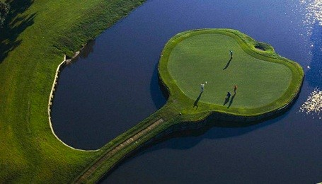 Dream golf package from Project Dreamport.