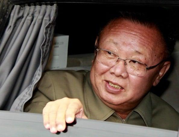 North Korean dictator Kim Jong-Il