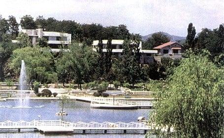 Kim Jong-Il's guest compound