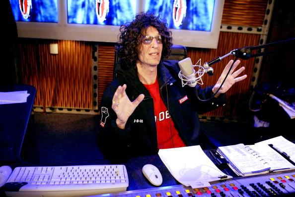 Howard Stern Discusses Celebrity Net Worth